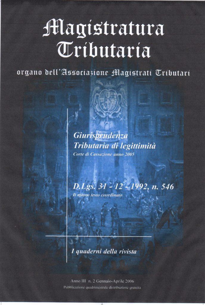 Quaderni Gen – Apr 2006