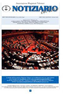 Notiziario Anno XIII Gen 2016