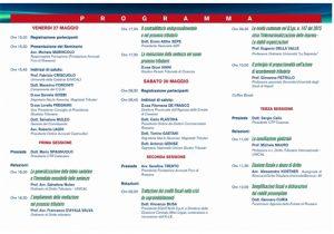 Seminario di aggiornamento professionale- Rossano 27-28 maggio 2016