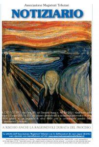 Notiziario anno VIII n. 1-3 gennaio – settembre 2011