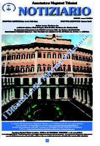 Notiziario anno XI 3-4 luglio – dicembre 2014