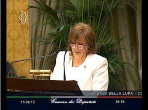 GIORNATA DELLA GIUSTIZIA TRIBUTARIA CAMERA DEI DEPUTATI,  15 GIUGNO 2012